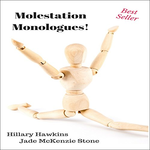Molestation Monologues audiobook cover art