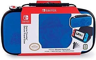 Bigben Interactive NNS46BL portable game console case Sleeve case Nintendo Blue - Bigben Interactive NNS46BL, Sleeve case,...