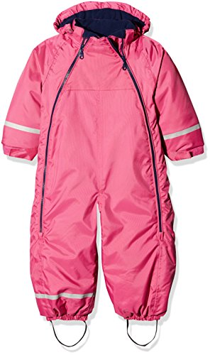 CareTec Baby Schneeanzug (verschiedene Farben), Rosa (Rasberry Rose 5459), 92