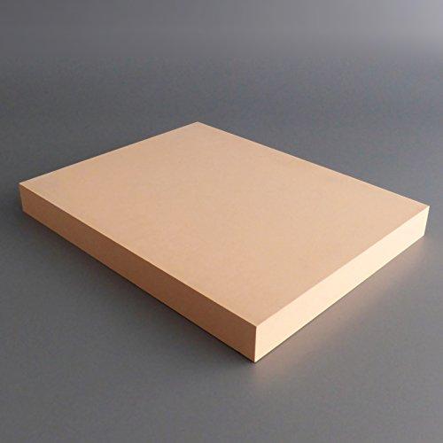 Modellbau Werkstoff - HWS B470 apricot - UREOL - NECURON - 50mm Stärke - NEU !!! (500 x 245)