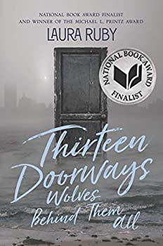 Thirteen Doorways, Wolves Behind Them All by Laura Ruby science fiction and fantasy book and audiobook reviews