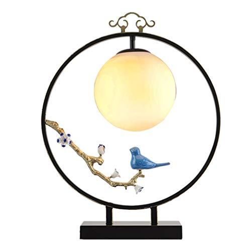 WYZ tafellamp Chinese retro handgemaakte bedlampje of staande lamp huis slaapkamer tuindecoratie modern design van China tafellamp