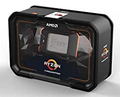 16 Cores and 32 Processing Threads, Updated with 2nd Gen Ryzen Technology Advancements Unlocked, with automatic overclocking via the new Precision Boost Overdrive (PBO) feature Quad Channel DDR4 and 64 PCIe lanes, the most bandwidth and I/O you can g...