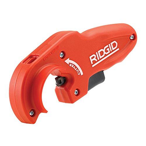 RIDGID 40868 Coupe-tubes pour tuyaux d'évacuation en plastique modèle PTEC 5000, coupe-tubes de 50mm