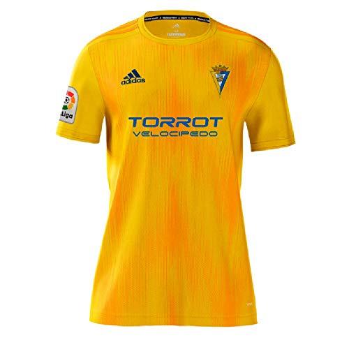 Camiseta adulto 1ª equipación 19/20 Cádiz C.F