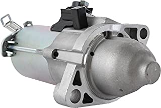 NEW STARTER MOTOR COMPATIBLE WITH 2008-2012 HONDA ACCORD 2.4L SM730-02 31200R40A01 SM73002
