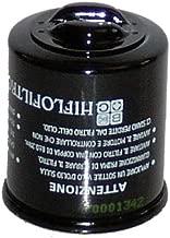 Hiflofiltro HF183 Premium Oil Filter black, Single