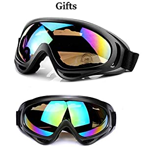 MOON MS-86 Skiing Helmet Autumn Winter Adult Snowboard Skateboard Skiing Equipment Snow Sports Safety Ski Helmets for Men Women (#03, L(58-61cm))
