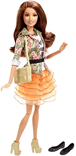Mattel Barbie - Muñeca Fashion, Moda (DHD86