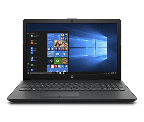 HP 15-inch Laptop, AMD A6-9225 Processor, 4 GB RAM, 1 TB Hard Drive, Windows 10 Home (15-db0020nr, Gray)