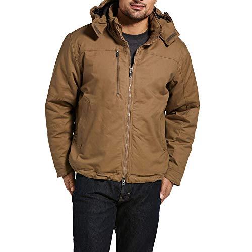 ARIAT Field Khaki Rebar Max Move Cordura - Chaqueta de trabajo con capucha para hombre - marr�n - Medium