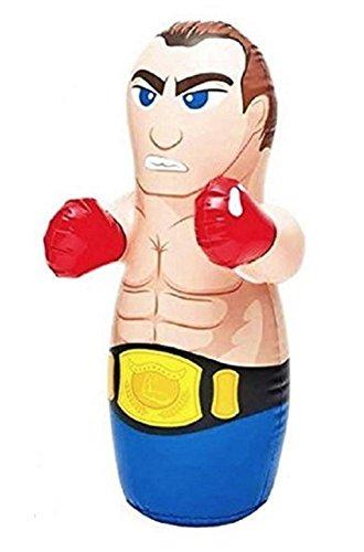 Intex 3D Bop Bag Blow Up Inflatable Boxer