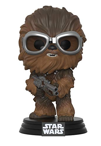 Funko Pop! - Chewbacca Star Wars: Figura de Vinilo,