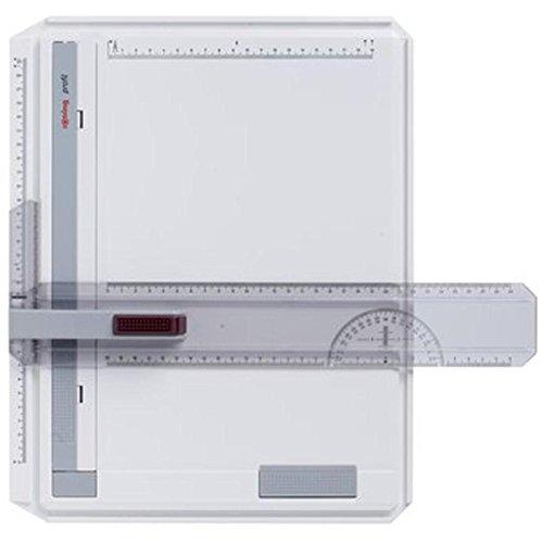 Zeichenplatte rotring Profil, A4 m. Parallelzeichenschiene R522241