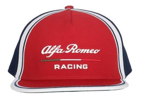 Alfa Romeo F1 2019 Team Cap Flatbrim