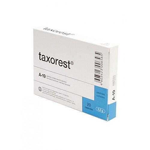 Taxorest - Lungenextrakt - - 20 Kapseln pro Packung