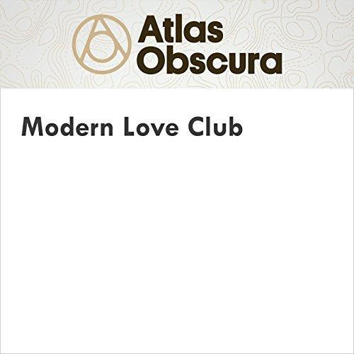 Modern Love Club audiobook cover art