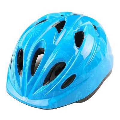 Kinder Sporthelm - Fahrradhelm - Rollschuhe Balancer Helm - Outdoor Sport Helm - Pink/Rot/Blau/Schwarz L 3