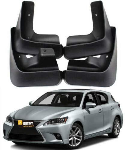 Preisvergleich Produktbild FidgetGear Schmutzfänger für Lexus CT200 CT200h 2011-2018 OEM Schmutzfänger Spritzschutz Schutzbleche