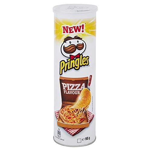 Patatas Sabor Pizzas Pringles 165gr