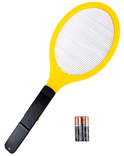 Elucto Large Electric Bug Zapper Fly Swatter Zap Mosquito Best for Indoor and Outdoor Pest Control...