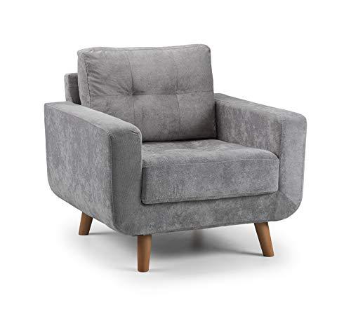 Honeypot - Sofa - Aurora - Corner - 3 Seater - 2 Seater - Grey Fabric (Armchair)