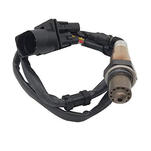 Germban 0258007351 Luft-Kraftstoff-Verhältnis-Sauerstoff-Sensor Lambdasonde passend für 1999–2005 Auto 021906262B, 06B906265D, 06B906265M