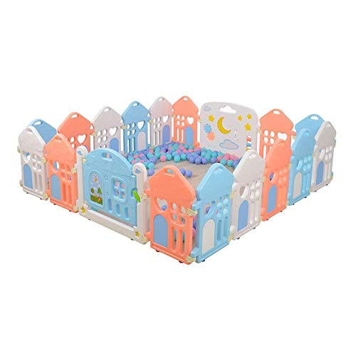 Learn More About Mei Xu Indoor Baby Playpens Game Fence,Family Fence Child Safety Fence Fence Indoor...