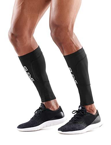 Skins Essentials Sport Calftights, Black, XS - 3