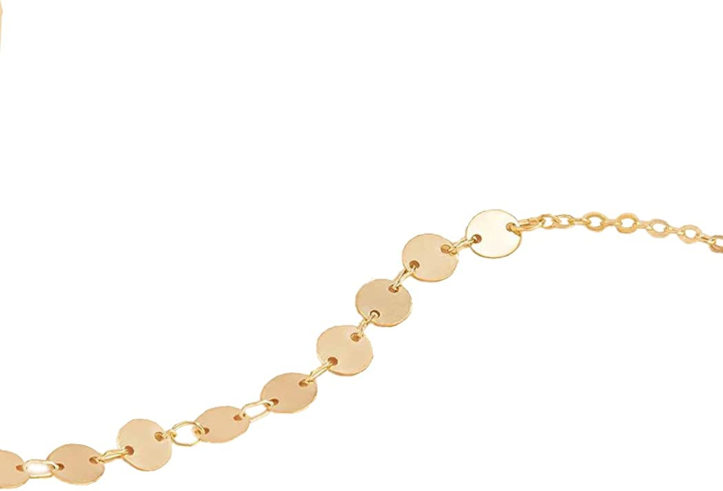 Beach Bikini Body Chain 18K Gold Pearl Belly Chain Adjustable Shell Charms Trendy Jewelry Handmade for Women Sexy Waist Chain