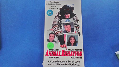 Animal Behavior [USA] [VHS]