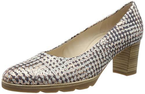 Gabor Shoes Damen Comfort Fashion Pumps, Mehrfarbig (Rose 84), 41 EU