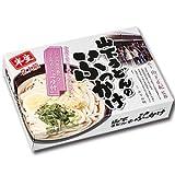本場 讃岐うどん 山下のぶっかけうどん 2食入 X3箱 セット (半生麺)
