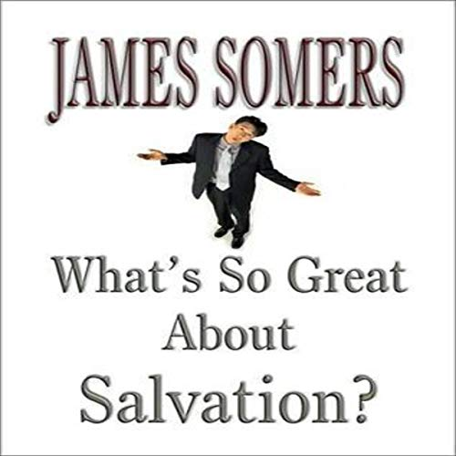 What's So Great About Salvation? cover art