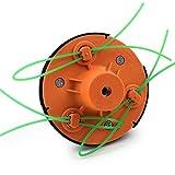 ELECTROPRIME Universal Trimmer Head Bump Gas Lawn Mower Crankshaft Straight axle Tool Durable