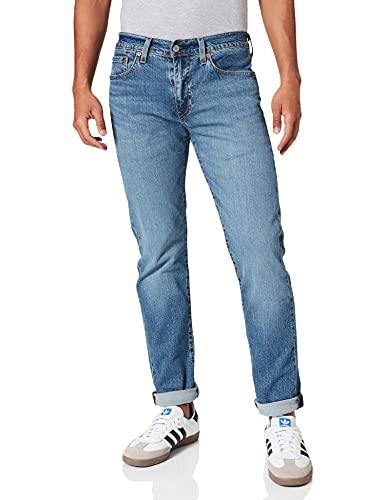 Levis Mens 502 Taper jeans, Squeezy Coolcat, 3834