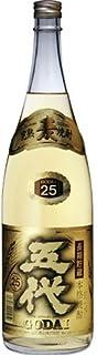 山元酒造 五代麦長期貯蔵 麦焼酎 瓶 25度 [ 焼酎 鹿児島県 1800ml ]