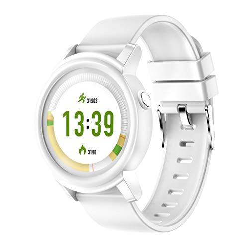 smart watch Bluetooth Fitness Tracker Ip67 Wasserdicht Mit Herzfrequenz-BlutdruckmessgeräT, Wearable Sleep Monitor Pedometer FüR MäNner Frau