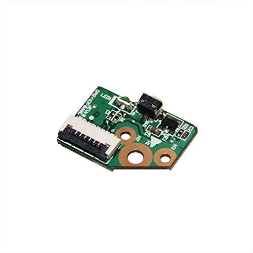 Gintai Power Button Board para HP Pavilion 13-a006na 13-a092na 13-a007na 13-a093na