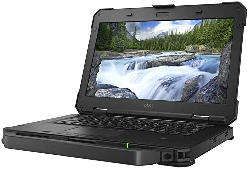 Dell Latitude 5420 Rugged Laptop, 14 inches FHD (1920x1080) Non-Touch, Intel Core 8th Gen i5-8350U, 8GB SDRAM RAM, 256GB SSD, Intel UHD Graphics, Windows 10 Pro (Renewed)