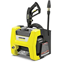 Karcher K1700 Cube Electric Power Pressure Washer (Yellow / Black)