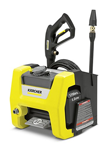 Karcher K1700 Cube Electric Power Pressure Washer...