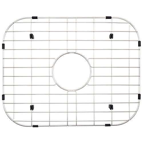 NWC Sink Protector, Metal Grid for Stainless Steel Kitchen Sinks | 19 in X 15 in | Best for Protecting Your Sink