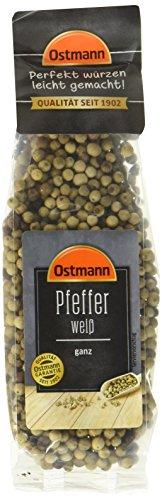 Ostmann Pfeffer weiß ganz (1 x 60 g)