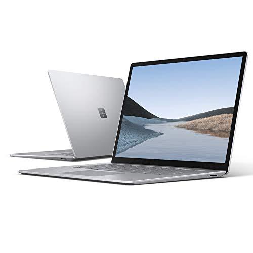 "Microsoft Surface Laptop 3, 15"", AMD Ryzen 5 3580U, RAM 8 GB, SSD 128 GB, Platinum"