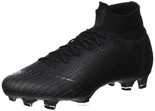 Nike Men's Mercurial Superfly 360 Elite FG Soccer Cleats-Black (8)
