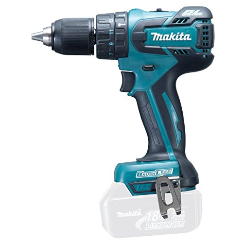 Makita DHP459Z Perceuse à percussion à 2 vitesses 18 V Li-ion 13 mm Boîtier nu