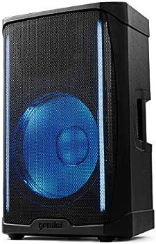 Gemini GD-L115BT 1,000-Watt 15 Inch Bluetooth Party Speaker