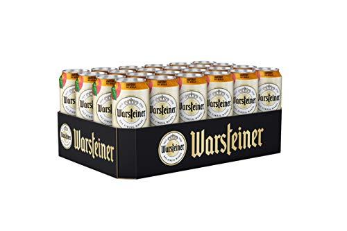 Warsteiner Grapefruit EINWEG 24 x 0.5 l Dose DPG
