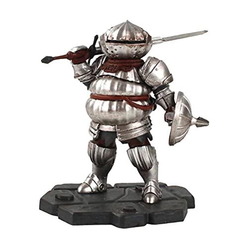 Figurine Dark Souls, The Black Knight Sculpt Collection Action Figure Dessinée Personnag Modèle Statue Collectionner Jouet Cadeau